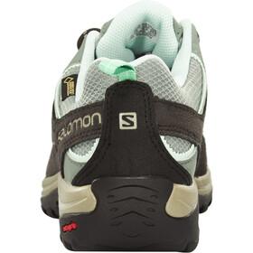 Salomon Ellipse 2 GTX Buty Kobiety, light tt/asphalt/jade green